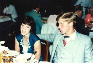 1989 office dinner