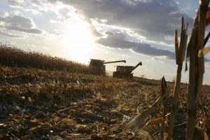 precision agriculture - combine crop insurance