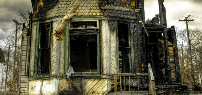 covered losses - homeowners insurance policy