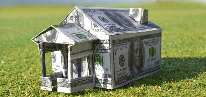 value - home replacement cost