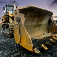 inland marine insurance - quarry shovel