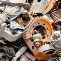 pig iron - scrap metal