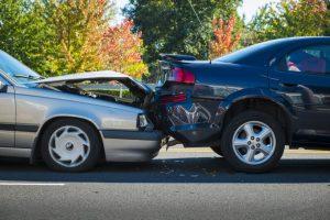 auto insurance claim - car accident