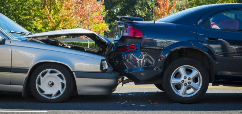 auto insurance claim - car accident
