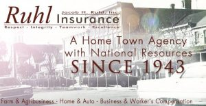 Ruhl Insurance hometown agency with national resources